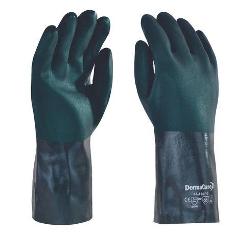 Guante-verde-con-doble-inmersion-de-pvc-14-pulgadas