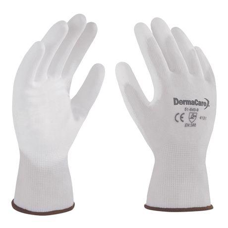 guante-de-nylon-blanco