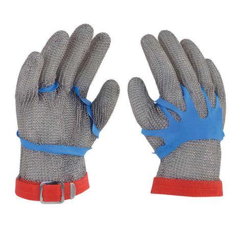 guantes de acero anticorte