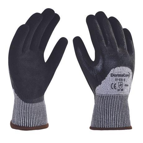 guantes anticorte de nitrilo